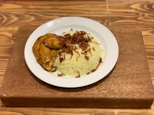 Ghoozi Chicken