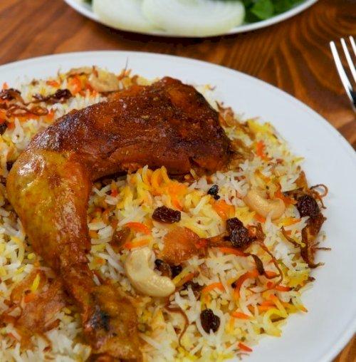 Special Biryani Spicy Chicken