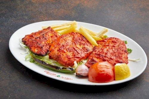 Fish Tandoori