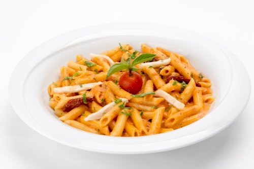 Spicy Chicken Penne Pasta