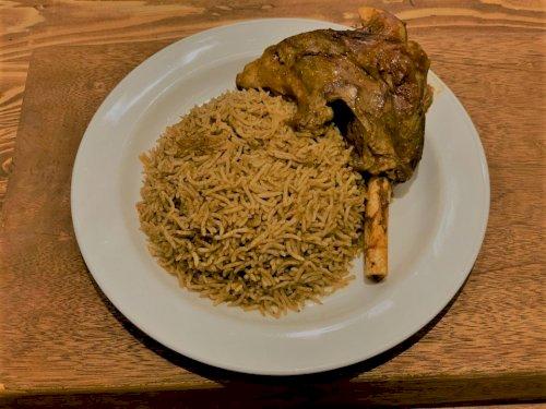 Bukhari Meat