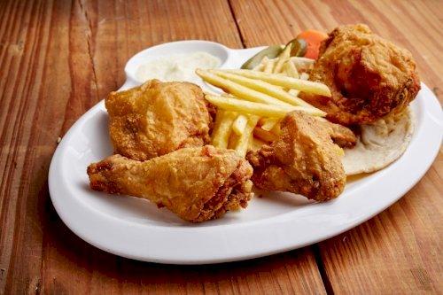 بروستد دجاج