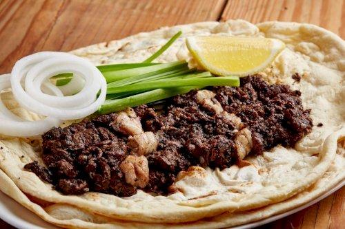 تكه لحم إيراني