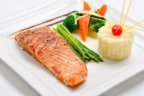 Italian Grilled Salmon
