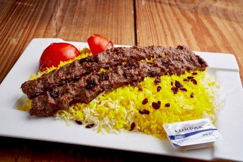 Meat Chelo Kebab