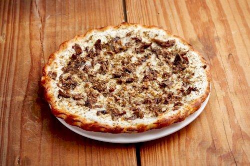 Shawarma Pizza