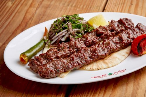 Meat Kebab Plate