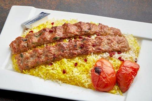 Chicken Chelo Kebab W. Rice