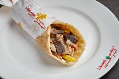 Mix Sandwich Shawarma