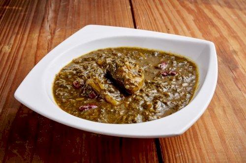 Meat Khoresht Sabzi