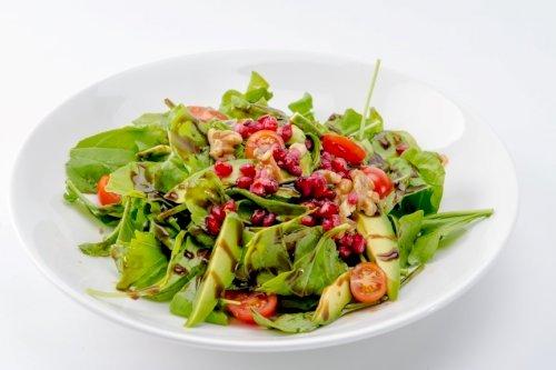 Rocca Salad with Avocado