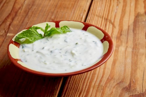 Yugurt & Cucumber