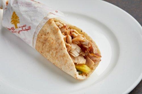 Shawarma Chicken Sandwich