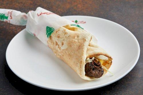 Irani Tikka Sandwich