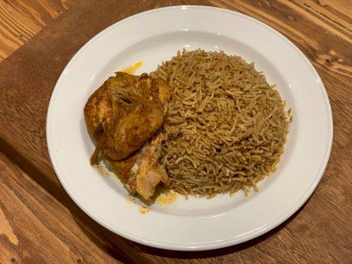 Bukhari Chicken