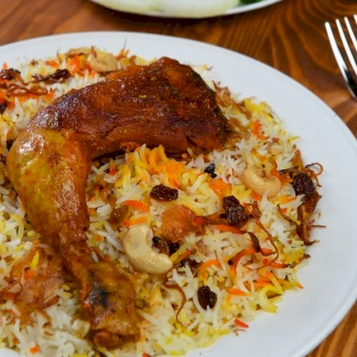 Special Biryani Chicken Spicy