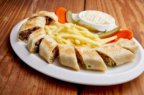 Saj Special Shawarma Meat