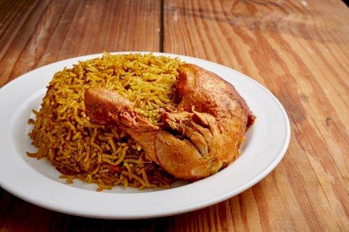 Machboos Chicken