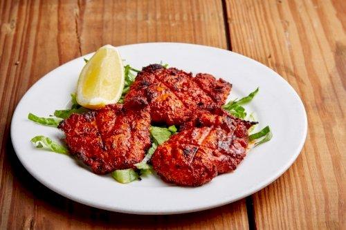 Chicken Steak Tandoori
