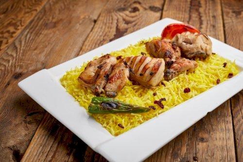 Chicken Jojah Kebab