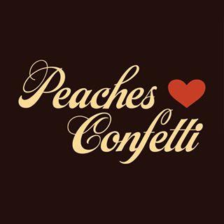 Peaches Confetti