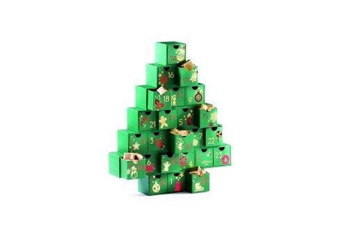 Green Advent Calendar