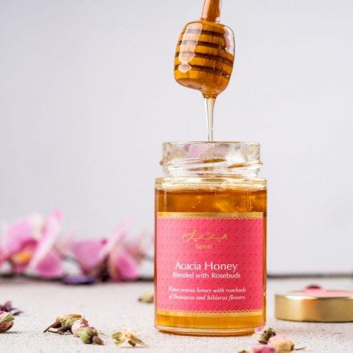 Acacia Rose Honey