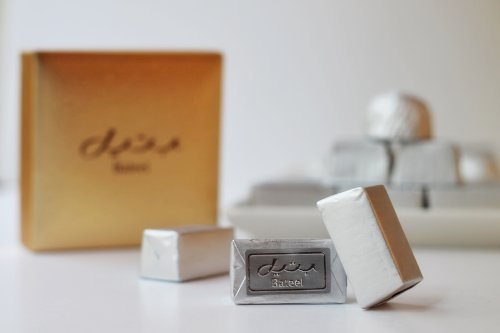 Wrapped Chocolates - Gianduja