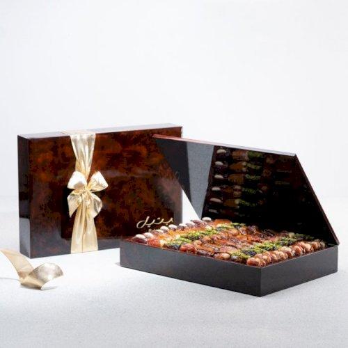 Wooden Rectangle Box XL 2Layer