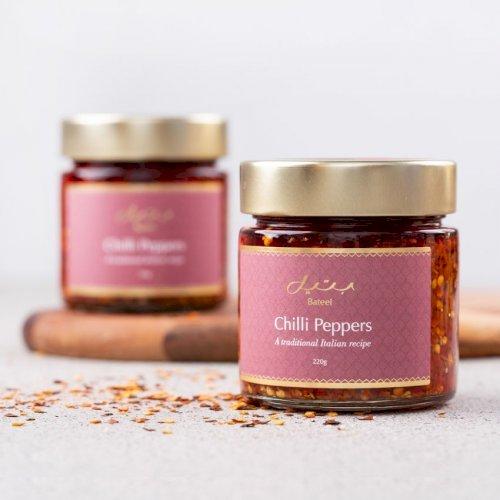 Italian Chilli Peppers