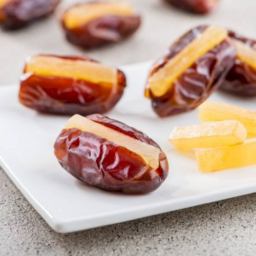 Khidri Dates with Ginger
