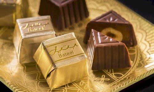 Wrapped Chocolates - Whole Hazelnut