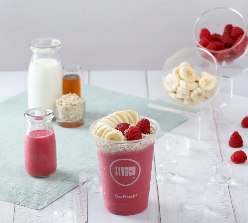 Smoothie Oatmeal
