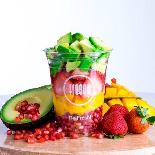 Custom. Fruit Salad