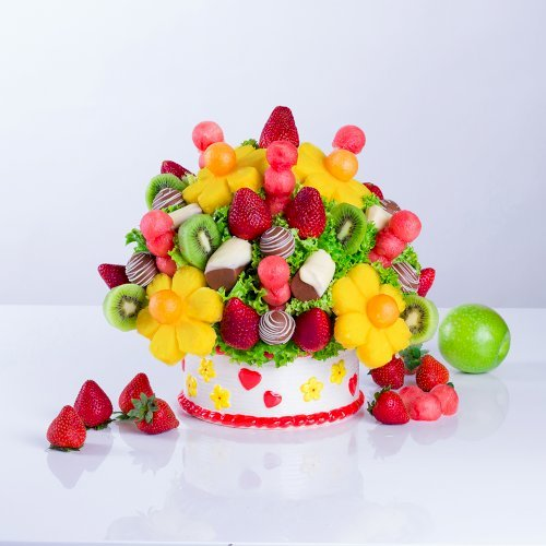 Birthday Fruity wishes
