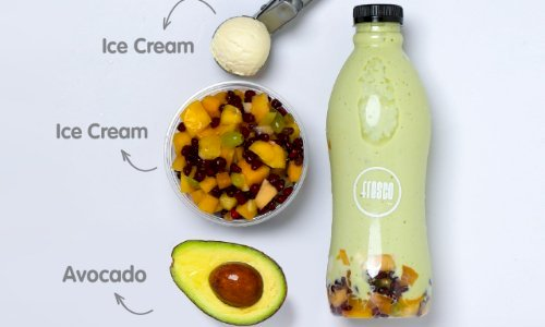 Fruity Clouds Avocado