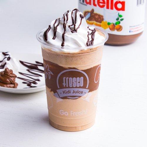 Nutella Shake