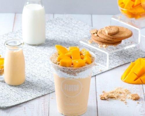 Mango CheeseShake