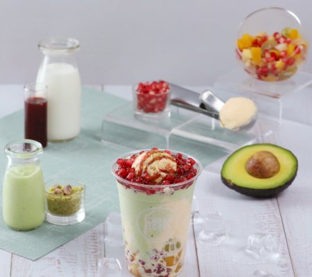 Fruity Clouds - Avocado